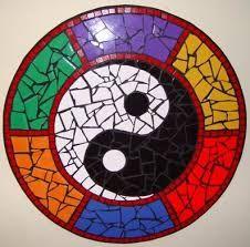 Resultado de imagen para pinterest mosaicos pajaros