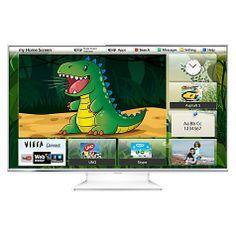 "Buy Panasonic Viera TX-L47WT65B LED HD 1080p 3D Smart TV, 47"" with Freeview/Freesat HD & 4x 3D Glasses Online at johnlewis.com"