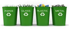 Yo reciclo basura a ayudo mi comunidad.