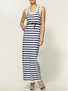 I have this dress....it is so comfortable but still stylish.