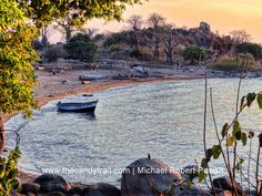 Ulisa Bay Lodge on Lakoma Island in Lake Malawi is a great rest stop - especially if you're traveling the long Cairo to Cape Town overland trip. Bay Lodge, Latin America, Cairo, Homeland, Amazing Places, The Good Place, To Go, Asia, Childhood