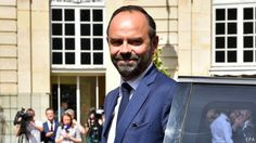 Emmanuel Macron picks a centre-right prime minister