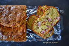 Mon p'tit coin gourmand: Cake jambon / gruyère...