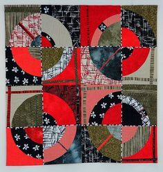 Circles 4 12 by Ellen Stucky by twinfibers, via Flickr