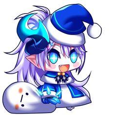 Anima Games, Anime Chibi, Anime Art, Lu Elsword, Kawaii Art, Anime Style, Fan Art, Manga, Artist