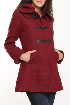 burgandy is the color for fall <3