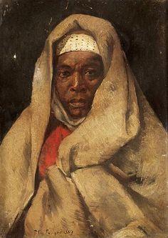 The Athenaeum - Moroccan Man (Marokkói férfi) (Gyula Tornai - )