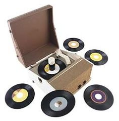 45 record player
