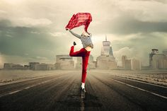 A Dança e a Catarse | GAROTA EMPREENDE