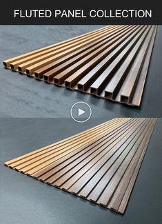 Wooden Wall Design, Wall Panel Design, Tv Wall Design, Ceiling Design, Tv Wall Panel, Design Design, Wood Slat Wall, Wooden Wall Panels, Wooden Wall Cladding