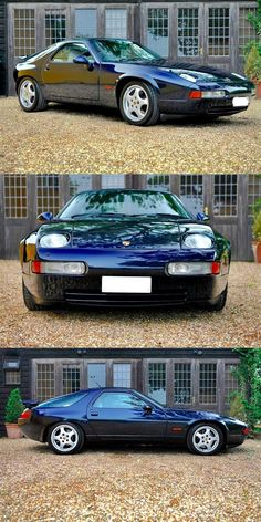 1992 PORSCHE 928 GTS 5.4 V8. #Porsche