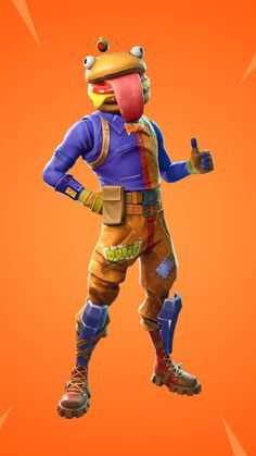 double tap if you love this skin from fortnite battle royale - fortnite fischstabchen skin bild