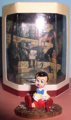 Walt Disney's Pinocchio - Miniature