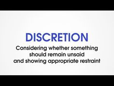 (G8) Discretion - Character Trades. Character traits games for kids. - YouTube