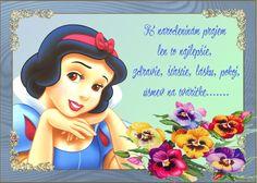 K narodeninám prajem len to najlepšie, zdravie, šťastie, lásku, pokoj, úsmev na tváričke....... Disney Characters, Fictional Characters, Snow White, Disney Princess, Fantasy Characters, Disney Princes
