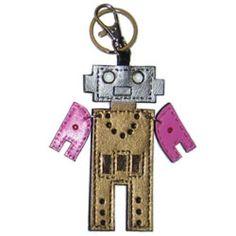 sleutelhanger robot