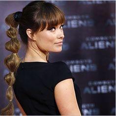 Coda di cavallo elegante e glamour #hairglamour ...per visualizzare il PROCEDIMENTO➨➨➨ http://www.womansword.it/donna-bellezza-consigli/beauty-fai-da-te/beauty-fai-da-te-capelli/coda-cavallo-elegante-glamour/