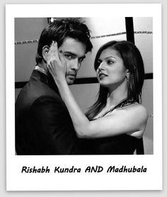 vivian dsena - Rishabh Kundra madhubala - Drashti dhami