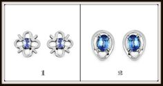Which pair would you pick? More on--> http://www.shreenandita.com/earrings #Earrings