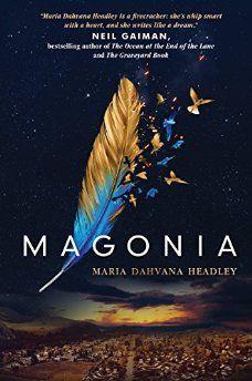 Magonia by Maria Dahvana Headley