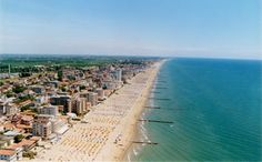 Lido de Jesolo, Italy....One of my all time favorite places I've been to.
