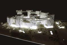 Linked Hybrid / Steven Holl Architects