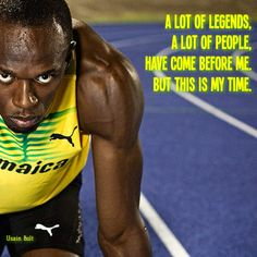 Usain Bolt #QuoteOfTheDay #9jasPR