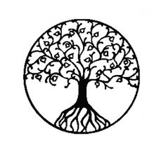 Tree of Life history and research. Celtic Tree of life and how it relates to Tree of Life Tattoos.A research, design and history page about the Tree of life thru the ages to its now modern use as a Tattoo design. Tattoo Life, Roots Tattoo, Tattoo Shop, Namaste Symbol, Namaste Tattoo, Celtic Tree Of Life, Graffiti, Metal Tree Wall Art, Celtic Art