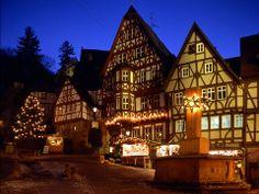 miltenberg, germany | Schnatterloch in Miltenberg/Germany. | Footprints - Places I've Been
