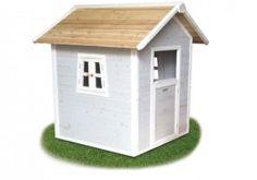 houten speelhuisje buiten - Google zoeken