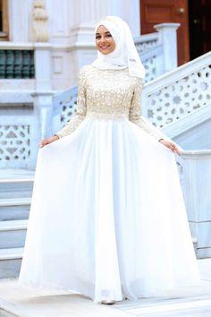 8881d5a8c6c43 Tesettür Elbise bütçenize uygun fiyatlarla Tesettür Abiye Elbise kredi  kartına taksit ile kapıda ödeme imkanı Bayan