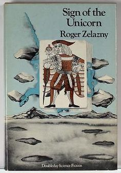 awesome Sign of the Unicorn by Roger Zelazny 1975 Doubleday First Edition Hardcover - For Sale View more at http://shipperscentral.com/wp/product/sign-of-the-unicorn-by-roger-zelazny-1975-doubleday-first-edition-hardcover-for-sale/