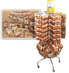 Quand j'étais petite on appelait les biscuits BN des Chocos et ils étaient vendus en chapelets. Il y avait pas mal d'autres produits vendus sous cette forme dans les années 70-80, je repense notamment aux jolis chapelets de bonbons acidulés qui étaient...