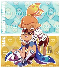 Splatoon: From the Past, to Save the Future. -RP- by LeviBrunette on DeviantArt
