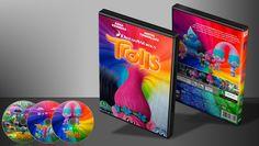 Trolls - Capa | VITRINE - Galeria De Capas - Designer Covers Custom | Capas & Labels Customizados