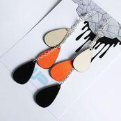 Uhana Design earrings, my fav pair.