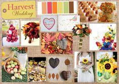 Themed wedding mood boards for display Fall Wedding, Dream Wedding, Wedding Ideas, Perfect Proposal, Wedding Mood Board, Art Blog, Mood Boards, Color Inspiration, Harvest
