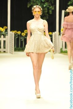 w♥c Spring 2013 Collection - Tokyo Fashion Week Spring 2013