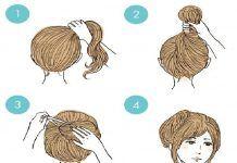 coiffures tutoriels : magnifiques tutoriels à suivre cette saison