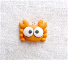 Cute Polymer Clay, Cute Clay, Fimo Clay, Polymer Clay Charms, Polymer Clay Jewelry, Fimo Kawaii, Clay Crafts For Kids, Clay Figures, Air Dry Clay