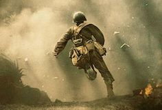 New HACKSAW RIDGE Poster Promotes Mel Gibson's WWII Drama