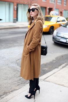 camel coat via fashionsquad