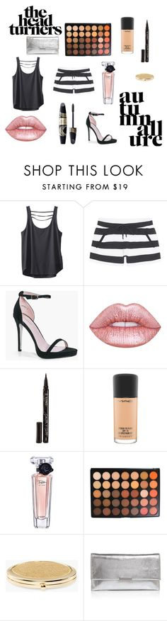 """""""sexy weekender"""" by reagan-fairchild on Polyvore featuring Kavu, Juvia, Boohoo, Lime Crime, Smith & Cult, MAC Cosmetics, Max Factor, Lancôme, Morphe and Chico's"""