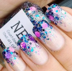 Prom nails #prom #nails