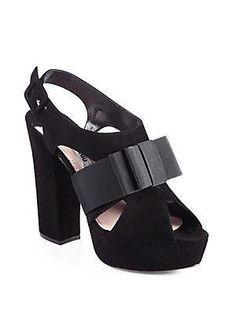 Miu MIu #shoes #pumps #heels  #sandals