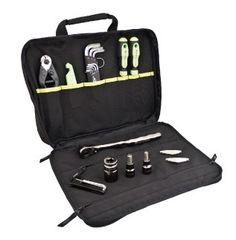 Birzman Tool Bag with Tools - AdertoCycles.ie Online Cycle Shop Cycle Shop, Bike, Tools, Bicycle, Instruments, Bicycles