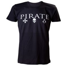 Assassin's Creed® IV Black Flag™ - Pirate Crest Official T-Shirt for $27.89
