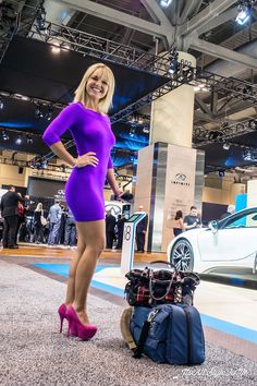 Naked News: The Toronto Auto Show 2015 by Spiro Mandylor on 500px