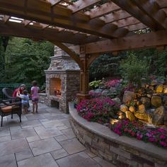 Stone Landscape Design Ideas, Pictures, Remodel, and Decor - page 34 by dani_stockton