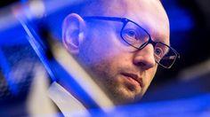 Russia targets former Ukraine prime minister Yatsenyuk